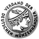 Logo des Verbands Deutscher Münzenhändler